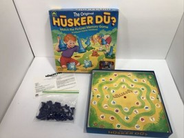 HUSKER DU GAME BY GOLDEN 1993  COMPLETE - $12.86
