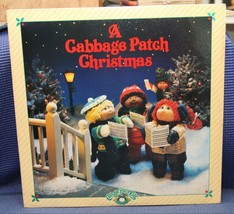 A Cabbage Patch CHRISTMAS Cabbage Patch Kids 1984 Children Holiday Vinyl... - $9.45