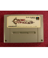 Chrono Trigger (Nintendo Super Famicom SFC SNES, 1995) Japan Import - $5.27