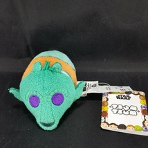 "GREEDO Tsum Tsum Star Wars Mini 3.5"" PLUSH Collectible STACKABLE Disney NEW - $9.89"