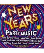 NEW YEAR'S PARTY MUSIC - CD - $19.49