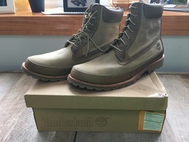 New In Box Timberland Earthkeepers Men`s Hommes Boots Beige/Beige Size 13  - $120.00