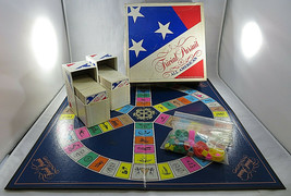 Trivial Pursuit All American General Knowledge Question BOARD GAME Editi... - $30.00