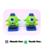 Disney Moster Inc. Mike Nohohon Solar ECO Japan Figure Sunlight Buddy Xm... - $23.90