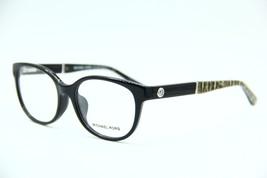NEW MICHAEL KORS MK 4032F 3168 BLACK EYEGLASSES AUTHENTIC RX MK4032F 51-17 - $49.07