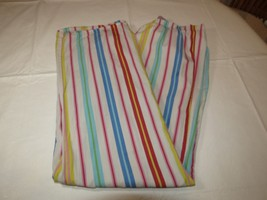 Womens Victoria's Secret PINK M Sleep Pants Lounge Pants striped Pre-owned - $34.64
