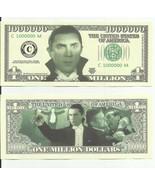 DRACULA $1,000,000 DOLLAR BILL 2013 NOVELTY MONEY - $2.23