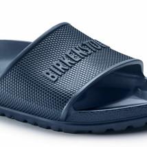 Birkenstock Womens Barbados Eva Blue Comfort Narrow Fashion Flat Sandals 1015480 - $79.99