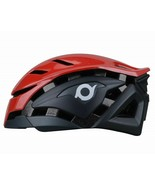 Now FURI - Adult Aerodynamic Bicycle Helmet Red/Black Matte S/M - $42.06