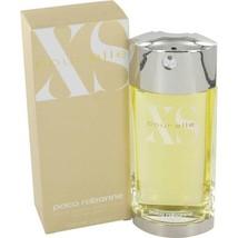 Paco Rabanne Xs Pour Elle Perfume 3.4 Oz Eau De Toilette Spray image 2