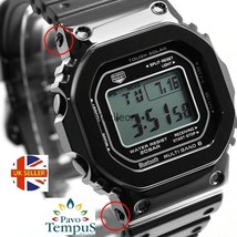 Stainless Steel Strap Fittings to fit Casio G Shock GMW-B5000 - $27.02