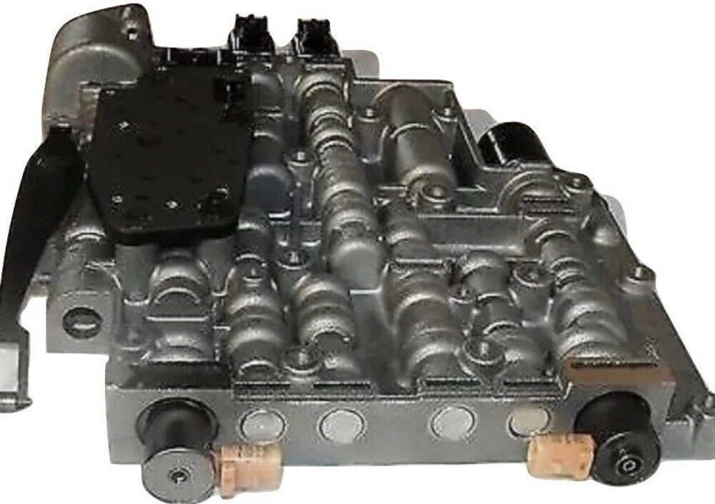 Chevy S10 Transmission Valve Body With Harness 96-02 Lifetime Warranty