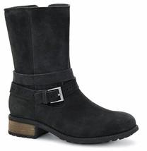 ugg kings black women winter warm boots Sz 5.5 NIB - $89.10