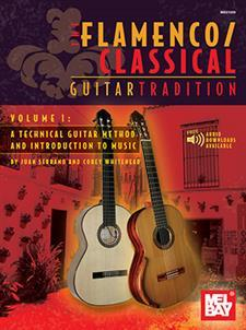 The Flamenco/Classical Guitar Tradition Vol. 1/Spiral Bound/NEW