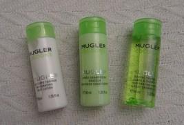 MUGLER COLOGNE 3 Piece Travel Set  Conditioner - Lotion - Shower Gel NEW - $12.99
