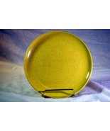 Kenro Holiday Yellow With  Red Speckle Vintage Melmac Salad Plate  Circa... - $3.77