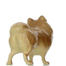 Hagen Renaker Dog Pomeranian Ceramic Figurine image 6