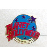 Planet Hollywood Atlantic City Collectible Lapel Pin - $5.89