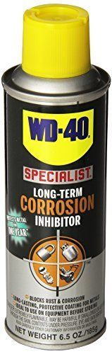WD-40 300038 Specialist Long Term Corrosion Inhibitor Spray 6.5 OZ Pack of 1