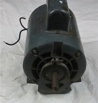 Motor General Electric Thermally Protected AC Motor 5KC47RG795X Industrial - $109.25