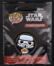 Funko Pop Pins Star Wars Celebration Premium Give Away ~ Stormtrooper / ... - $9.89