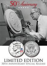 50th Anniversary *SPECIAL 50 YEAR LOGO* 2014 JFK Kennedy Half Dollar US ... - $9.46