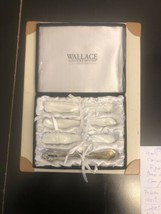 Wallace Silversmiths 4-pc Butter Knife Set in  Box * - $39.60