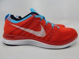 Nike Flyknit One+ 1 Size 9.5 M (B) EU 41 Women's Running Shoes Red 554888-616