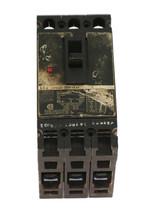 I-T-E Circuit Breaker Co. E63B050 Circuit Breaker 50 Amp 600 Volt 3 Pole E6-A - $93.46