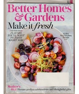Better Homes & Gardens MAY 2018 NEW - $5.00