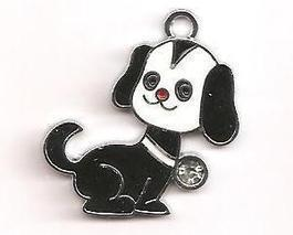 Primary image for Black Puppy Pendant