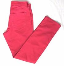 Loft Ann Taylor Women's Lightweight Jeans Modern Skinny, Pink - Size 26 ... - $14.95