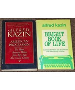 2 by Alfred Kazin Bright Book of Life American ... - $4.00