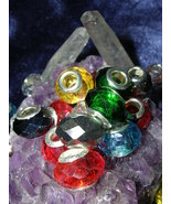 FREEBIE! Your Choice of Magick Spell Charm Bead! Metaphysical Wicca haunted  - Freebie