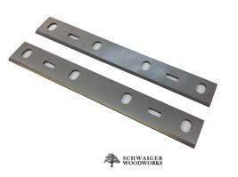 "6"" Jointer Blades Knives for Powertec Bench Jointer model BJ600 - Set of 2 - $14.99"