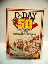 D-Day 50th Anniversary of the Normandy Landings [Paperback] [Jan 01, 1993] Flemi