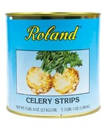 Celery Root Strips - 1 can - 3.1 lbs - $17.59