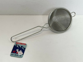 Tea Mesh Stainless Steel Strainer with Handle - $6.99