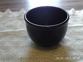 Homer Laughlin Cobalt Blue SOUP BOULLION BOWL ... - $3.95