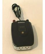 Duracell Digital Power Inverter 400 2 Plug Outlets Cigarette Lighter Ada... - $29.99