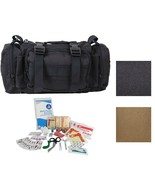 Fast Access Tactical Trauma Kit Emergency Gear MOLLE First Aid Case Pouch - $60.99