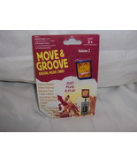 Move & Groove Digital Music Card NEW NIP Volume 2 - $3.99