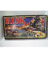 RISK BOARD GAME 1993 with ARMY SHAPED MINIATURES 100% COMPLETE - $39.59