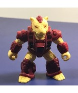1987 HASBRO TAKARA BATTLE BEASTS VINTAGE ACTION FIGURE TOY LEOPARD CHEET... - $29.65