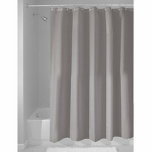 Interdesign Fabric Shower Curtain, Water-Repellent And Mold- And Mildew-... - $16.27+