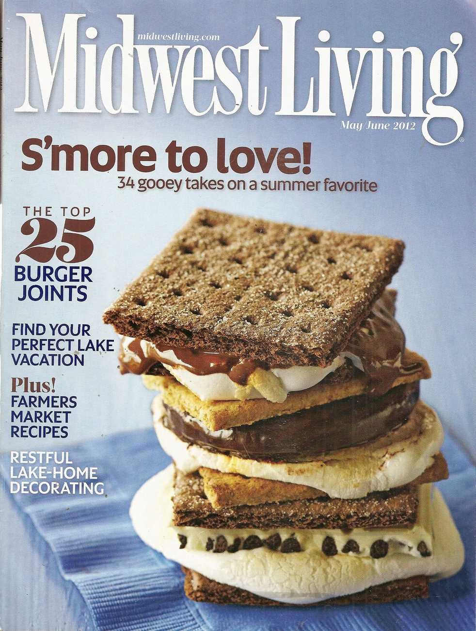 Primary image for MIDWEST LIVING  MAY/JUNE 2012