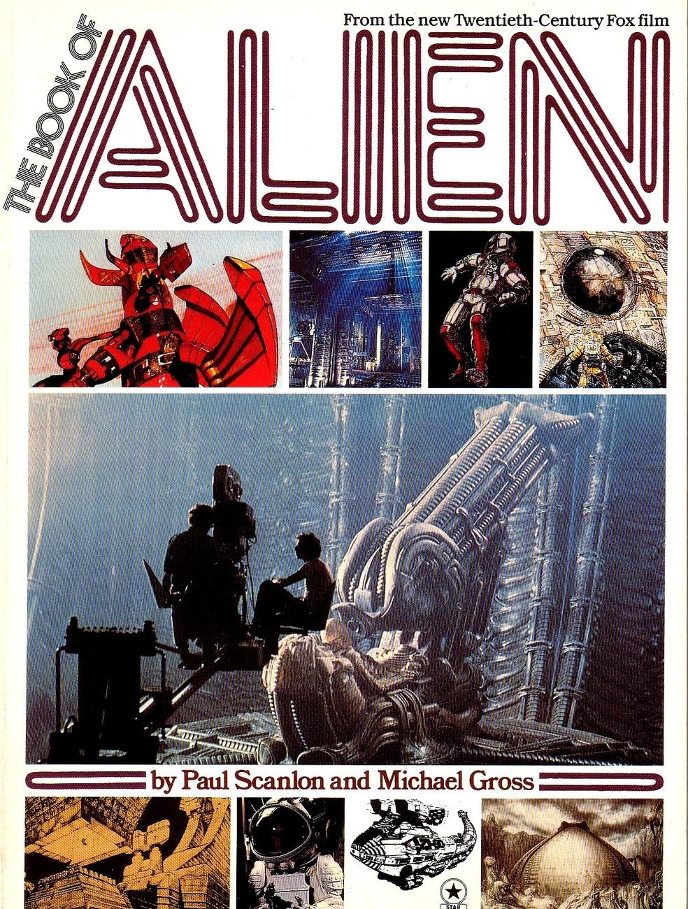 Book   book of alien