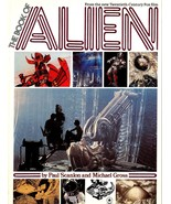 The Book of Alien New Twentieth Century Fox Films - Paul Scanlon Michael Gross - $31.95