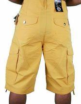 LRG MENS Young Bright Youth Ill Denim Kids Mustard Cargo Walk Shorts 34 38 42NWT image 3