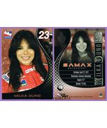 Milka Duno 2007 Rittenhouse Indy Car Racing Card #16 - $3.00